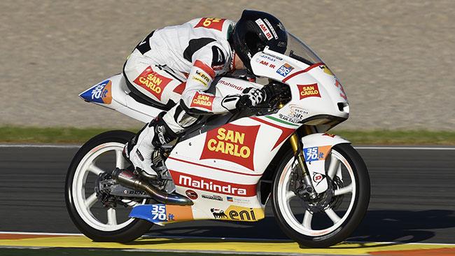 25° e 26° posizione per il Team Italia a Valencia