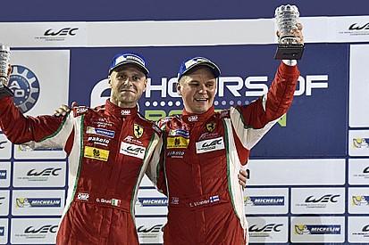 Gimmi Bruni e Toni Vilander campioni GTE-Pro!