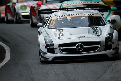 GT Cup, Maro Engel trionfa a Macao