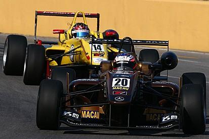 Felix Rosenqvist domina e vince a Macao!