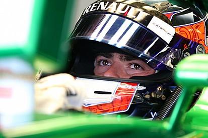 Will Stevens debutta ad Abu Dhabi con la Caterham