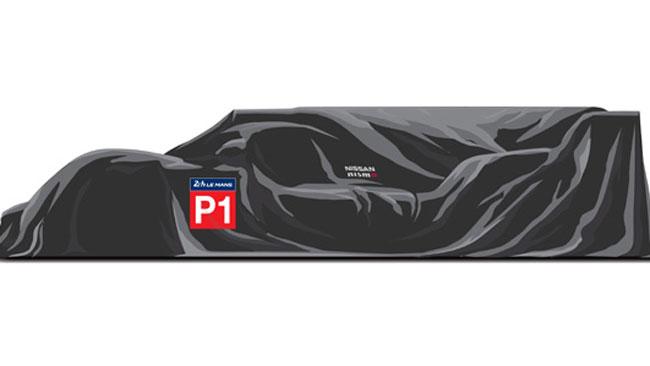 La Nissan ha provato la sua nuova LMP1 in Arizona