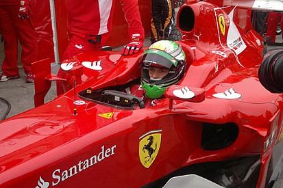 Fisico e la Ferrari tornano all'Area 48 del Motor Show