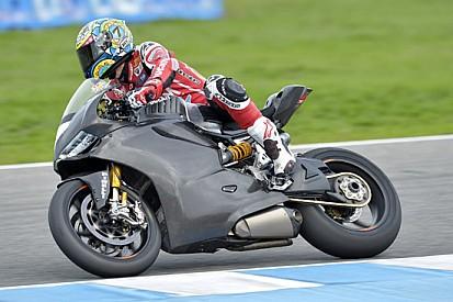Progressi con l'elettronica 2015 per la Ducati