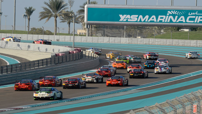 Philippe Prette campione Pirelli APAC ad Abu Dhabi