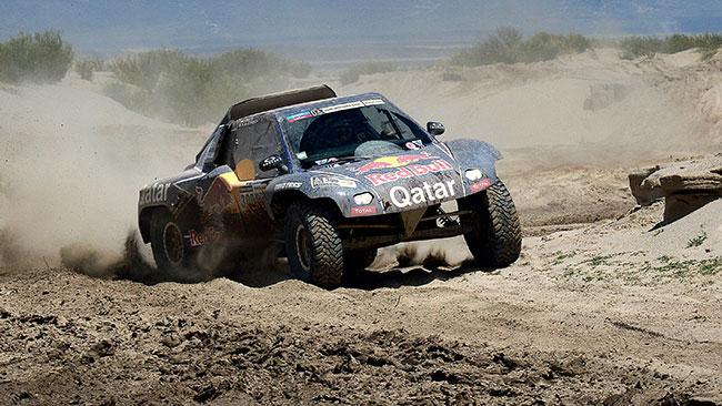 La X-Raid porta anche un Buggy alla Dakar 2015