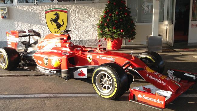 La nuova Ferrari si vedrà a fine gennaio sul web