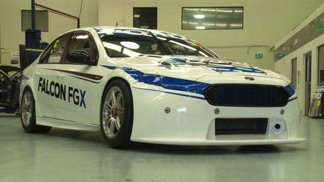 Pronta la nuova Ford Falcon FG X per la V8 Supercars