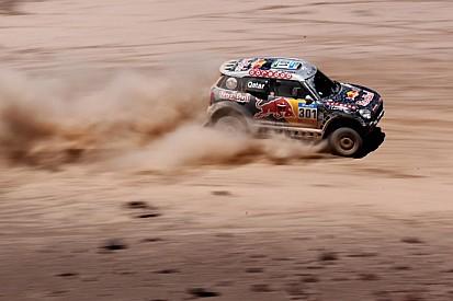 Dakar, Auto, Tappa 6: Al-Attiyah allunga con la Mini