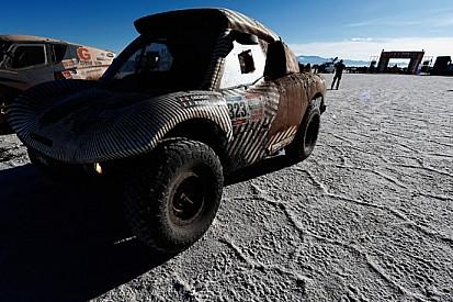 Dakar: il buggy Zebra adesso ha voglia di correre