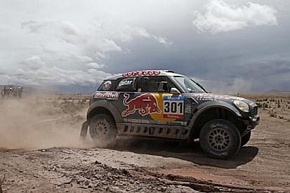 Dakar, Auto, Tappa 9: Roma vince, Al-Attiyah scappa
