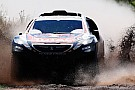 Dakar, due Peugeot 2008 DKR sono arrivate alla fine