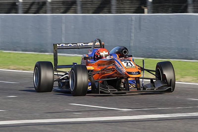Mikkel Jensen in European F3 con Mucke Motorsport