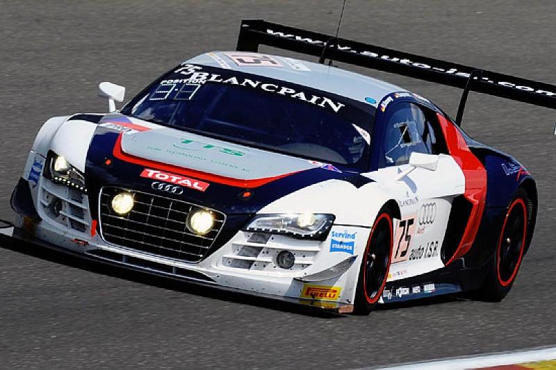 I fratelli Fjordbach divideranno l'Audi della I.S.R.