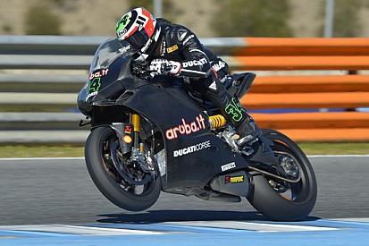 Jerez, Day 2: Giugliano e la Ducati a tempo di record!
