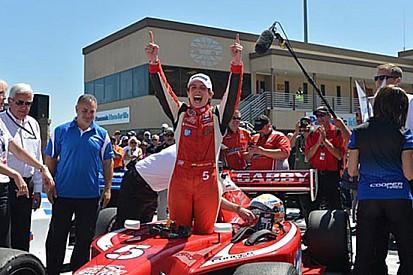 Gabby Chaves promosso in IndyCar da BHA