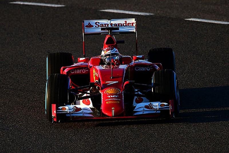 Jerez, Day 4, Ore 11: Raikkonen al top con le medie