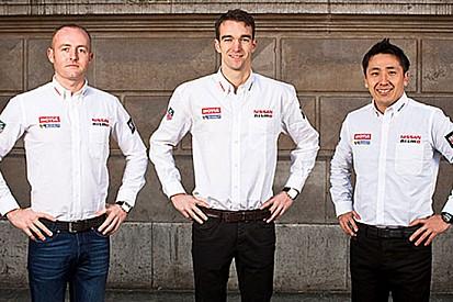 Tincknell, Pla e Matsuda nuovi piloti Nissan
