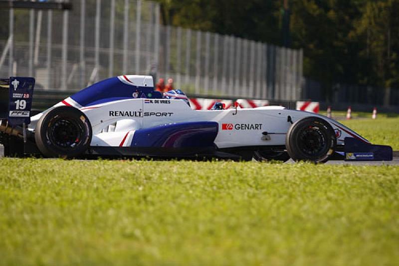 GEN-ART nuovo main sponsor del campionato