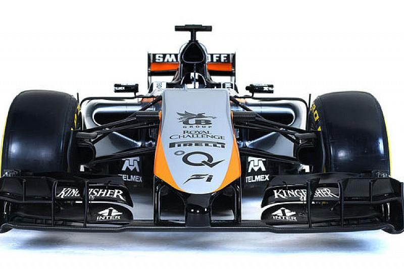 La Force India anche al terzo test senza la VJM08?