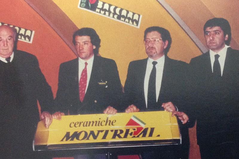 Lutto: morto Piero Mancini, papà della Motori Moderni
