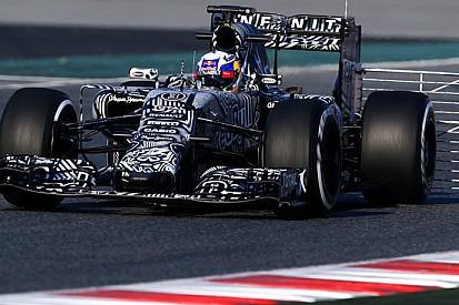 Barcellona, Day 1, Ore 13: Ricciardo sale secondo
