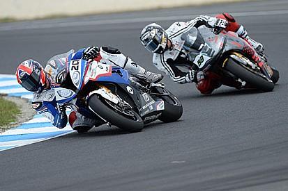Primi punti per Barrier e BMW Motorrad Italia