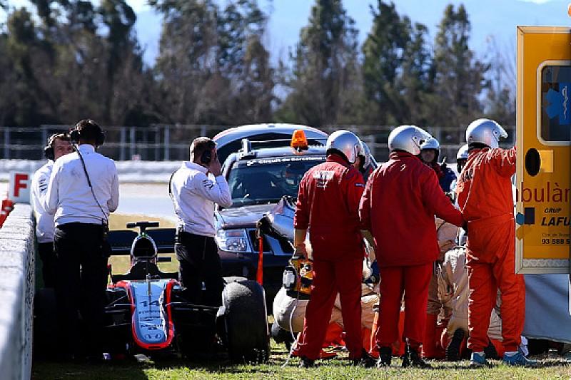 Incidente Alonso: il crash non dipende da un malore