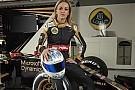 Un'altra ragazza in F.1: Carmen Jordá entra alla Lotus