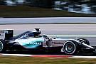 Barcellona, Day 2, Ore 11: Rosberg si porta in vetta