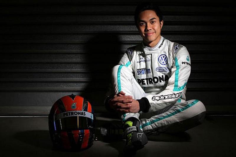 Jazeman Jaafar nuovo pilota del team Fortec