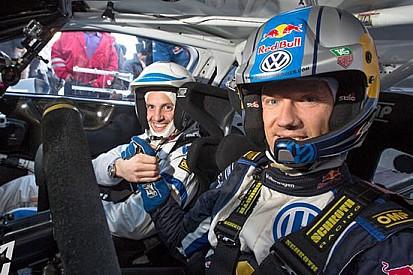 Sébastien Ogier domina e vince il Rally del Messico