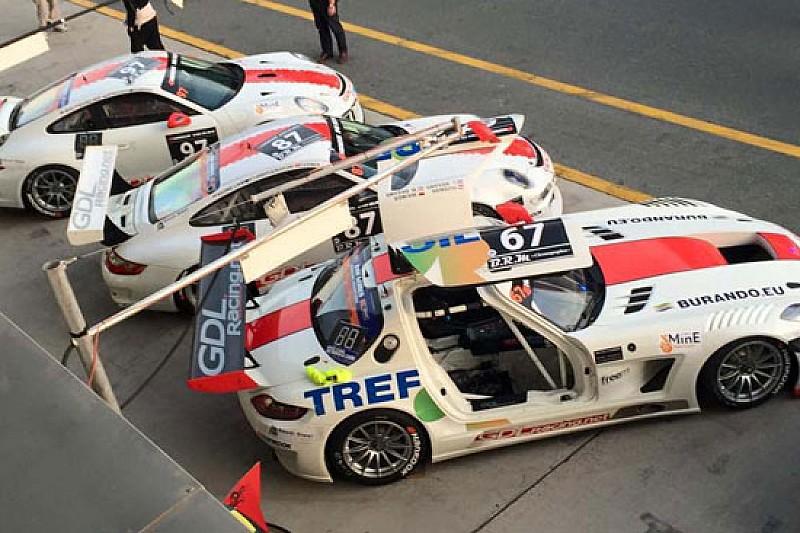 GDL Racing con quattro vetture alla 12 Ore del Mugello