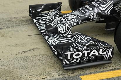 Red Bull: fallito il crash test del nuovo muso corto