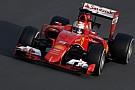 Vettel ha chiamato Eva la sua Ferrari SF15-T