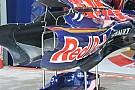 Toro Rosso: ecco la pancia stretta della STR10