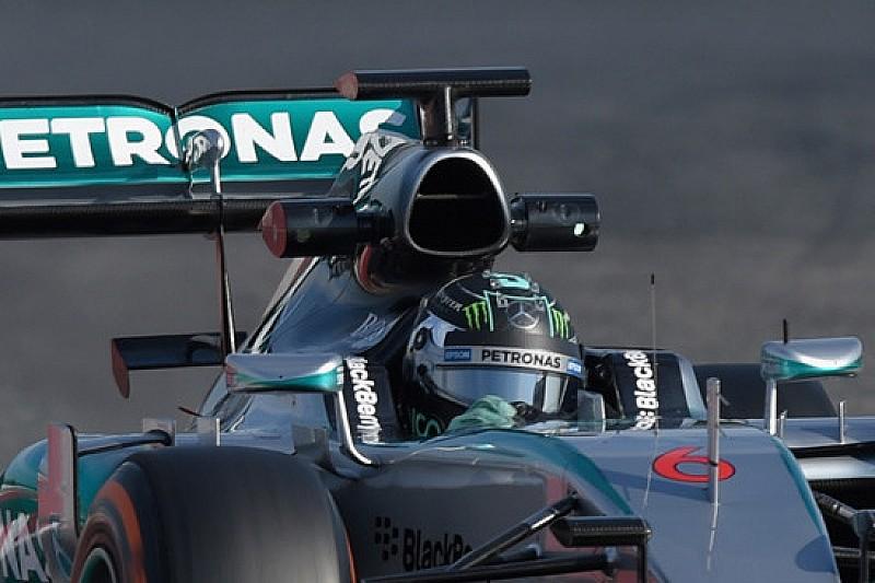 Mercedes studia una nuova protezione della testa