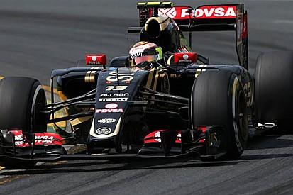 Riecco la Lotus: le due E23 subito nella Top Ten