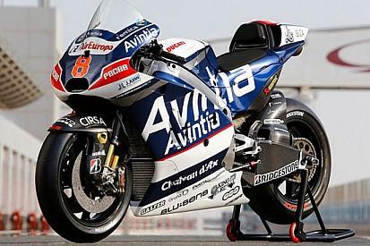 Ecco i nuovi colori delle Ducati dell'Avintia Racing
