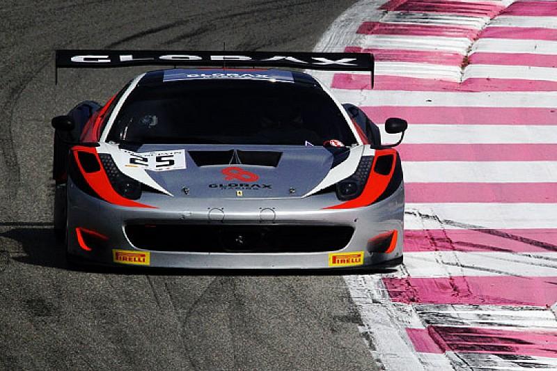 La Glorax Racing al via con Birzhin e Mastronardi