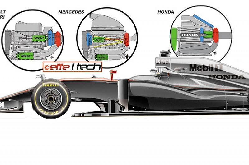 Honda con il compressore nella V: la McLaren è ultima