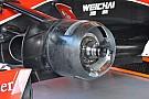 Ferrari: c'è un'apertura nel cestello dei freni anteriori