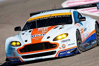 Castellacci entusiasta dell'Aston Martin