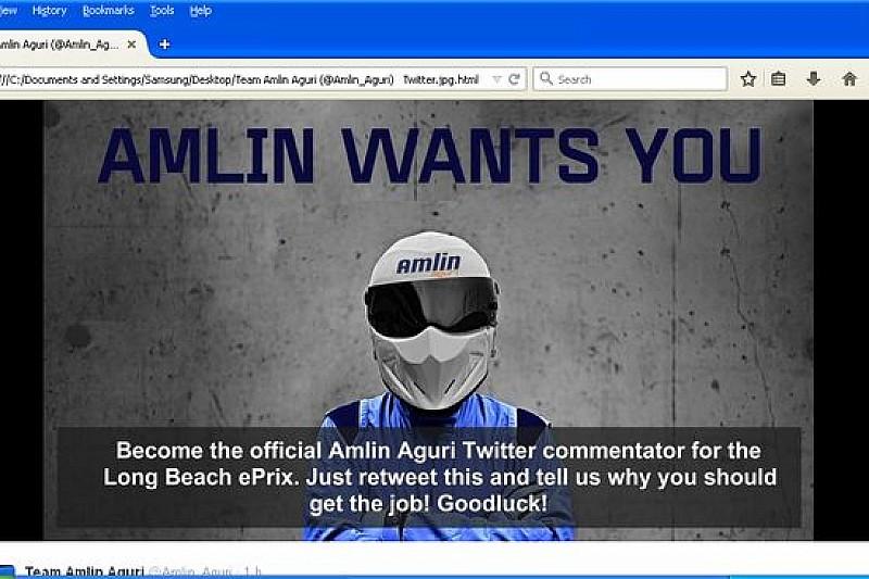 Long Beach, #AmlinAguri cerca un… social manager