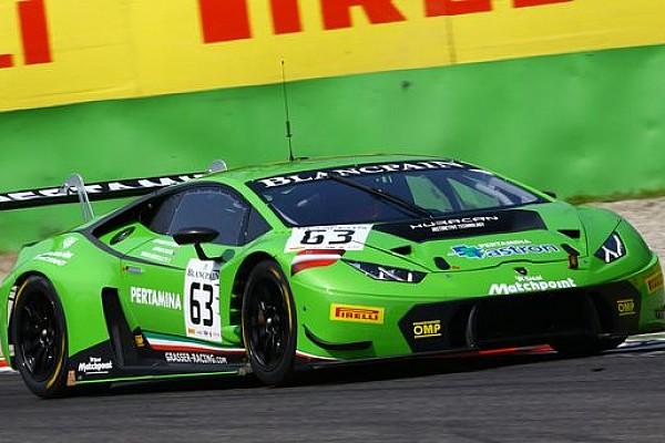 Siedler e Kaffer al top, ma la Lamborghini c'è