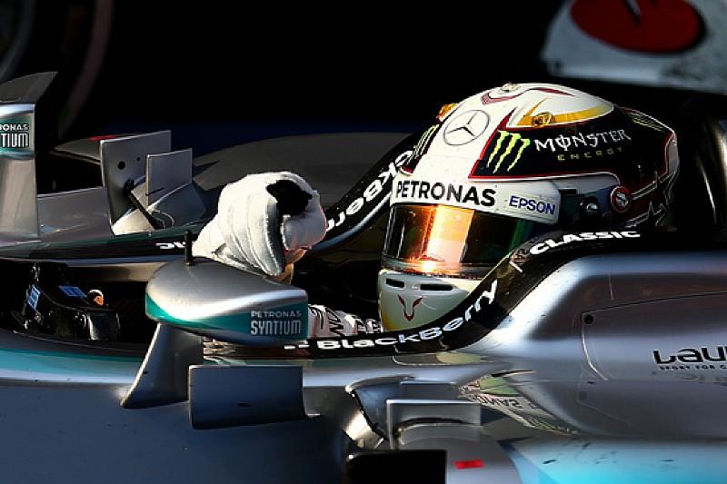 Hamilton? Mai in pole position in Bahrein