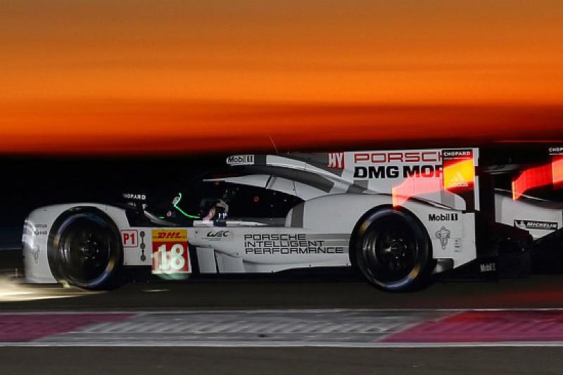 Simulazione di 30 ore anche per la Porsche al Ricard