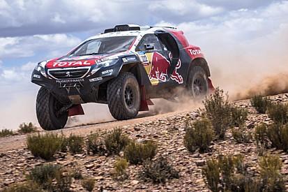 La Peugeot conferma l'impegno al China Grand Rally