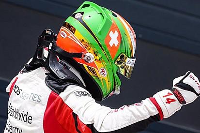 Louis Deletraz domina e vince Gara 1 ad Aragon