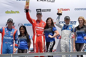 Indy Lights Ultime notizie Spencer Pigot completa il weekend perfetto al Barber